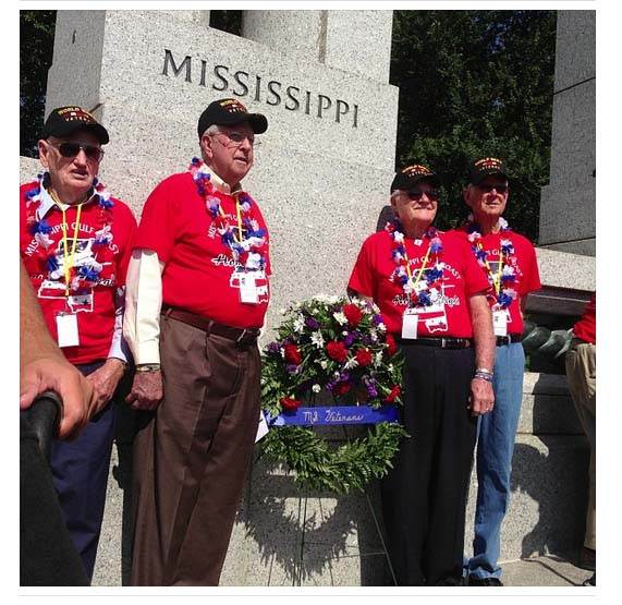 Honor Flight Mississippi